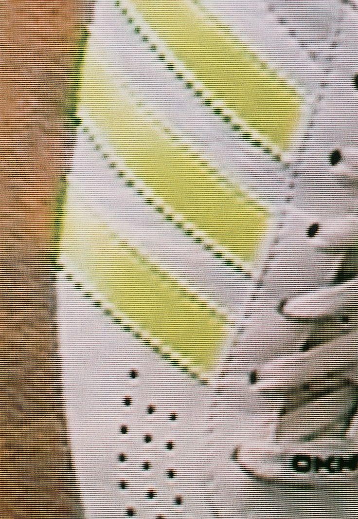 oki-ni x adidas montreal sneakers, 2003.