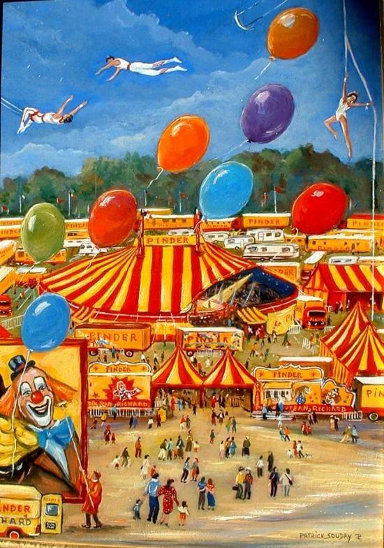 Bien connu Plus de 25 idées uniques dans la catégorie Chapiteau cirque sur  PQ75