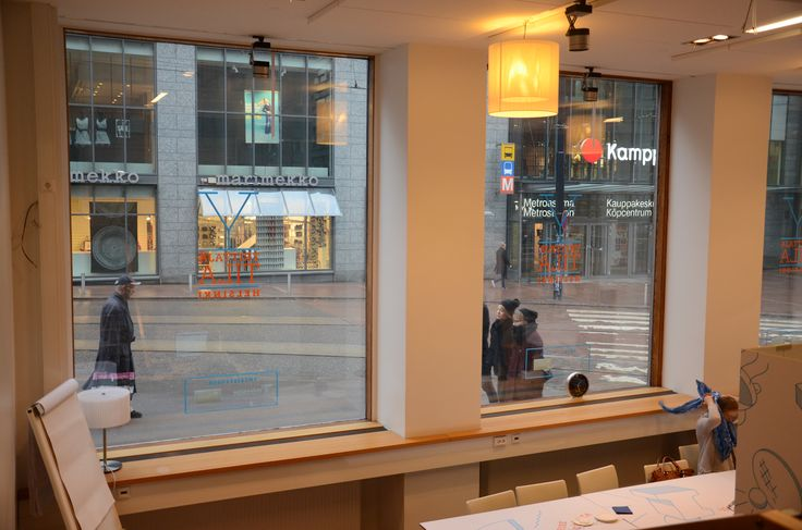 Ikkunat BEFORE Kuva: Laura Lahdenperä