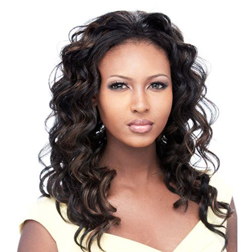 Synthetic Hair Half Wig It's A Wig Penny (Iron Friendly)