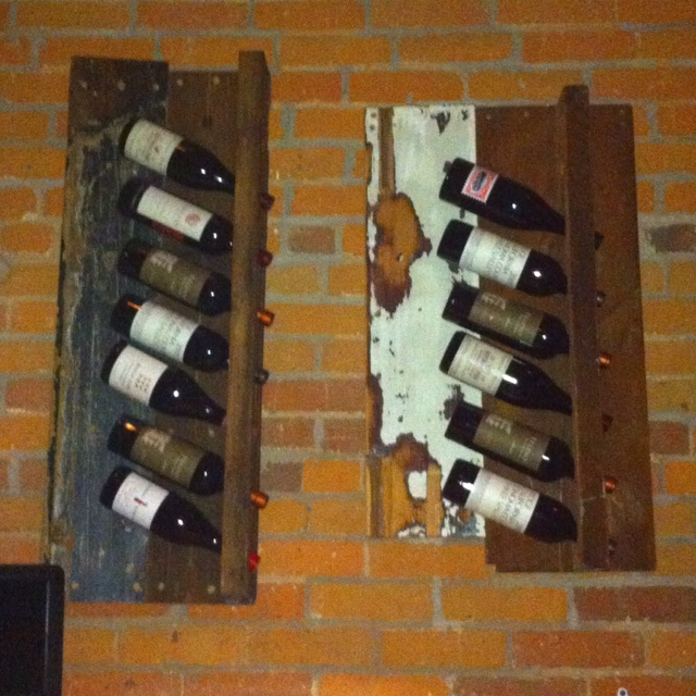 Barn Board Wine Rack For The Home Pinterest Wine