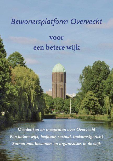 folder Bewonersplatvorm Overvecht - Utrecht