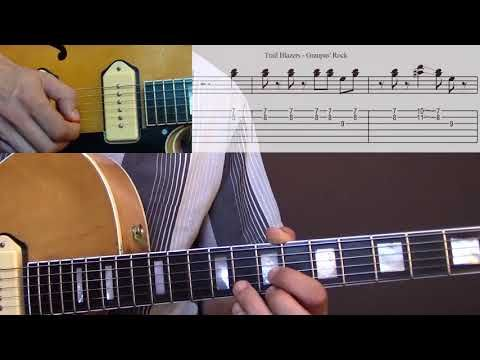 Play Rockabilly Guitar with Graham Fraser - Part.1 The Grady Martin Style - YouTube