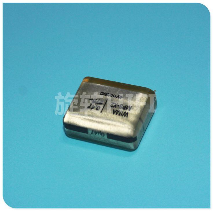 20PCS WIMA MP3-X2 0.47uf 470nf 474/275vac New Transparent Audio Coupling Capacitors free shipping