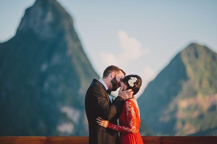 Jade Mountain wedding St Lucia_048