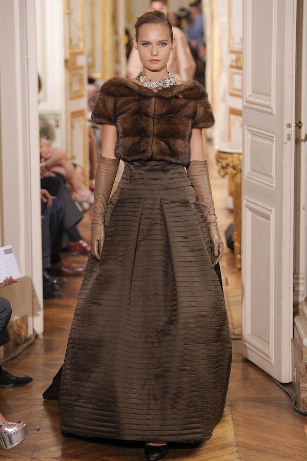 Natan by Edouard Vermeulen Couture FW 2013