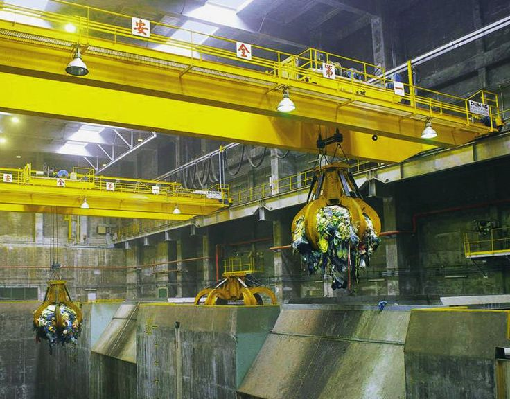 Radio Control and Retrofitting Bridge Cranes