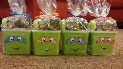 11 best images about ninja turtle party on pinterest for Michaels crafts birthday parties