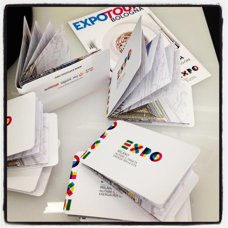 Le mappe di Expo 2015 #ExpotourBologna #ExpoTour #Expo2015 #ExpoMilano2015 #Bologna #TavolaPlanetaria