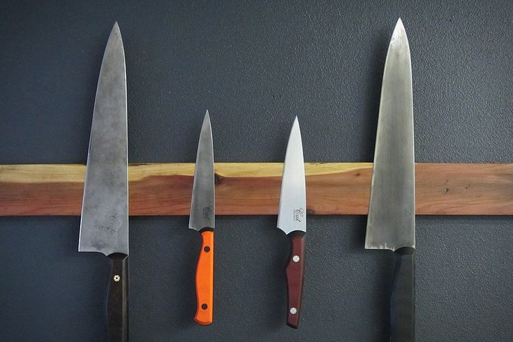 CUT BROOKLYN KNIVES  You won't be finding these in your nearby chain kitchen store. Cut Brooklyn Knives are handcrafted in a Brooklyn workshop by owner/operator Joel Bukiewicz, who takes as much time as necessary with each piece to make sure it's worthy of the company name.