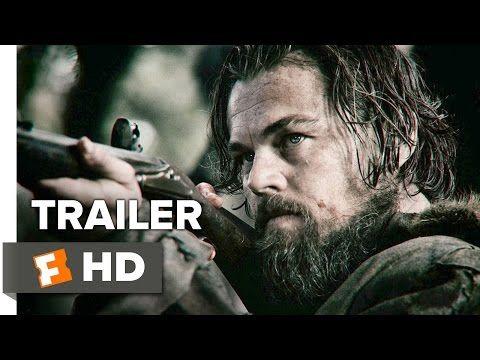 The Revenant Official Teaser Trailer #1 (2015) - Leonardo DiCaprio, Tom Hardy Movie HD - YouTube