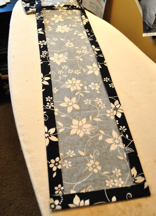 How to sew dust ruffle that attaches to boxspring with velcro.