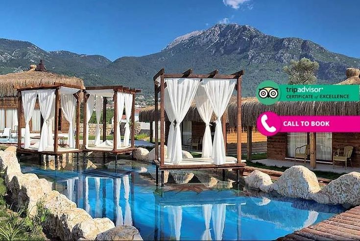 Discount UK Holidays 2018 7nt 4.5* All-Inclusive Turkey Beach & Spa with Flights From £239pp (from Super Escapes Travel) for a seven-night all-inclusive Turkey spa break with flights - save up to 40%