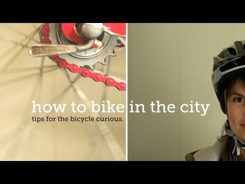 Biking basics for folks who've always wanted to ride, but didn't dare