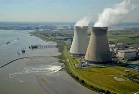 kernreactor waar ze besmet raakten: