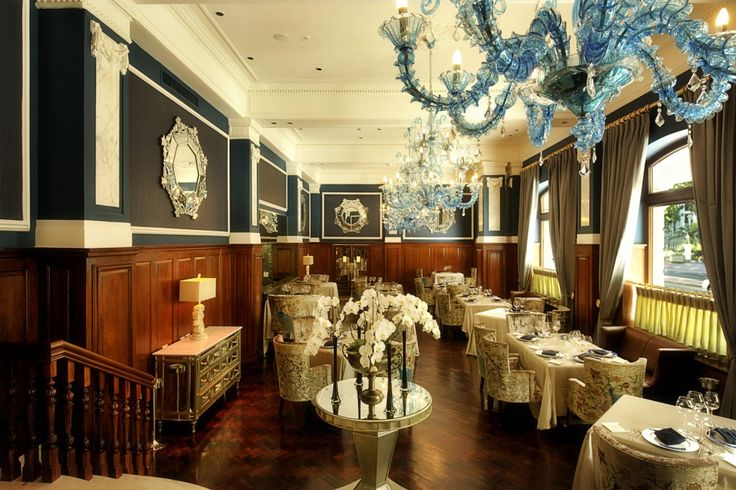 Indian Fine Dining at Bombay Brasserie, The Taj Hotel, Cape Town