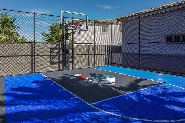 The outdoor basketball court is one of our favorite spaces for How wide is a basketball court