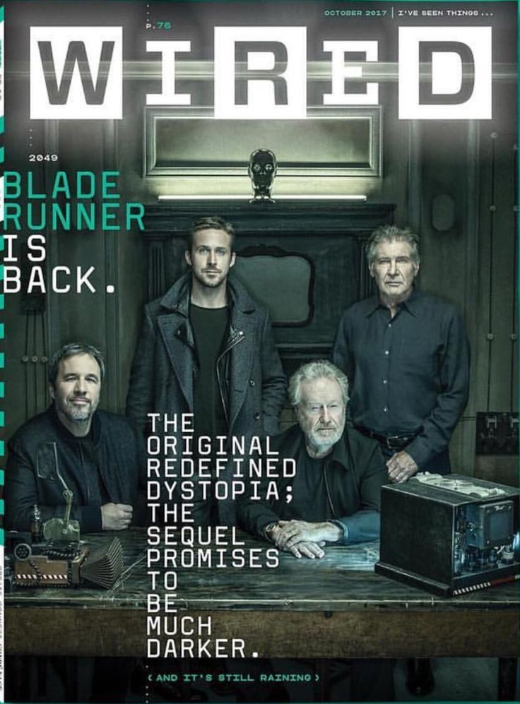 WIRED US magazine cover.