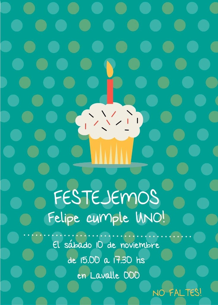 Festejemos!!
