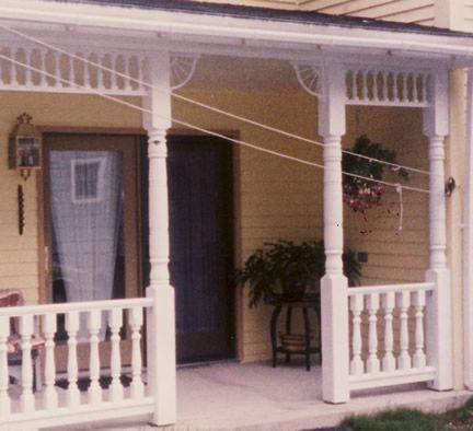 Front Porch Trim Front Porch Ideas Porch Trim Porch