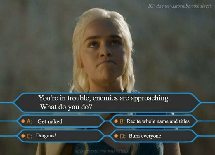 Dany, you can do all of this...