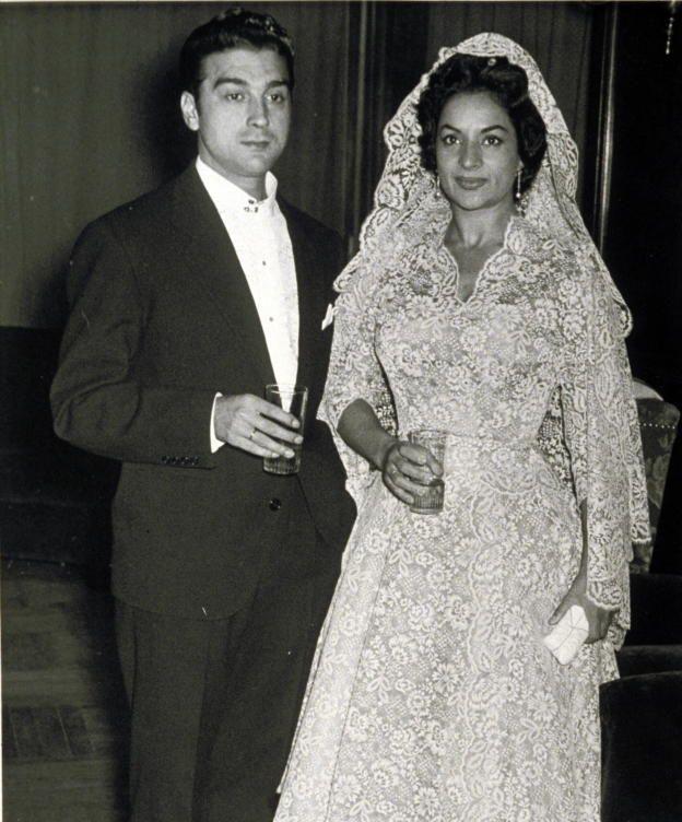 Boda de Lola Flores y Antonio González 'El Pescaílla'
