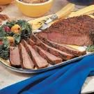 Grilled Sirloin Steak-must marinate overnight