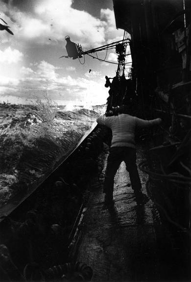 Bert Hardy, War-Time Trawler on ArtStack #bert-hardy #art