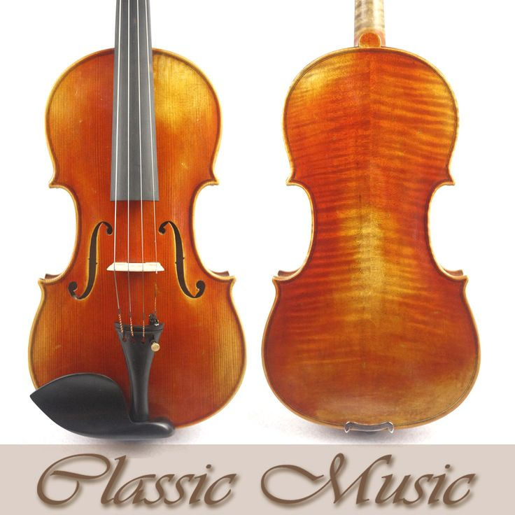 "Antonio Stradivarius 1714 ""Soil"" Copy Master Level, Oil Varnish,No2274, European Spruce, Sounds good,antique viloin"