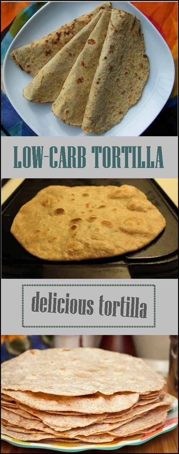 Now you can make your low-carb tortilla that will do its job as a wrap for salads, sandwiches and more. How many times did you want to bring at work some healthy snack? But you always think it's not practical because healthy is vegetables, cheese, meat, eggs… You'll need a plastic bowl for it. Well, you can make a low-carb wrap and pack your food in it, instead of bringing bowls. Just pack your tortilla-sandwich in foil.