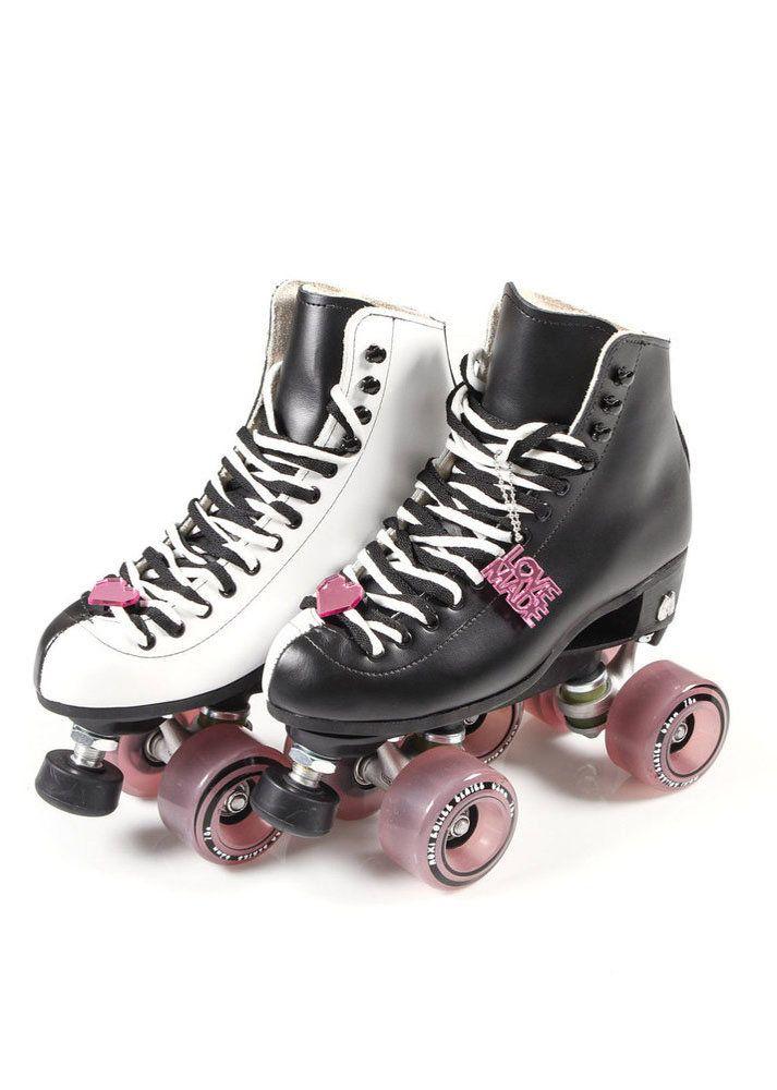 Love+Made x Moxi Roller Skates
