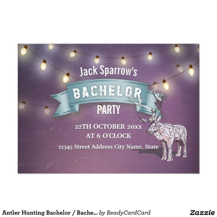 23 best Bachelor / Bachelorette Party Invitations and Gifts images ...
