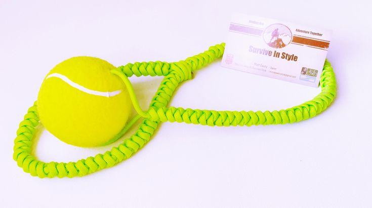 Best Paracord Dog Toy @ Survive In Style by Moore Jewelry Style