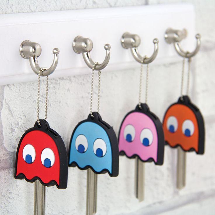 Pac-Man Ghost Key Caps