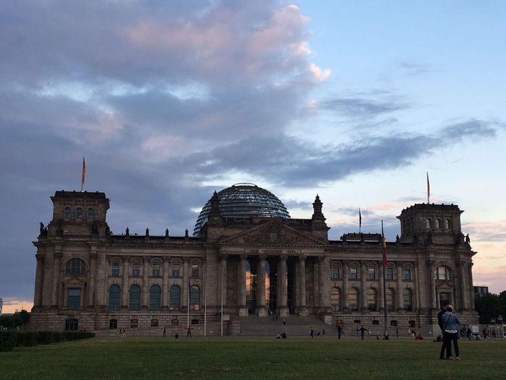 Sede Parlamento, Berlín