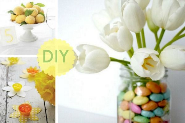 Pinterest DIY Holiday Decorations | Bright Bold and Beautiful