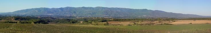 Pratomagno! Toscana.