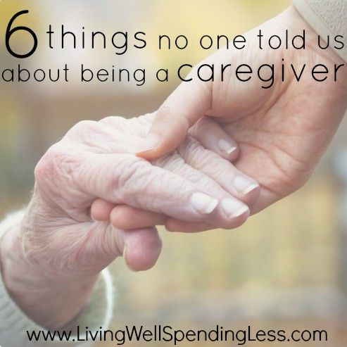 An honest look at the challenges of being a caregiver for an elderly parent....and, with the benefit of hindsight, what we could've done differently to make things easier.