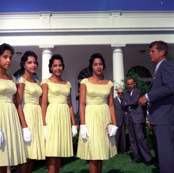 The Fultz sisters were born on May 23, 1946 and became the first identical African-American quadruplets on record.  They were instant celebrities upon entering the world and endured the highs and l…