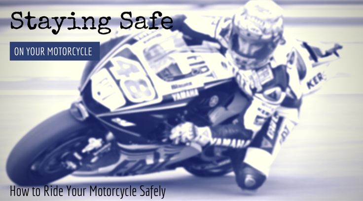 Feeling the fresh wind on your face as you ride your motorcycle down the road can be a dream come true. If you want to keep this dream from becoming a nightmare, however, you should follow a few safety tips so you can lower your chances of having a mishap in your motorcycle. To learn what a few of them are, continue reading! http://jimackney.shopamsoil.com/blog/posts/tips/staying-safe-on-your-motorcycle