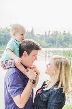 Brooke Wedlock Photography - Summer Fun #babyportraits #babyboy #portrait #familyphotographer #familyportraits #torontophotographer #naturallight #toddler #summer #highpark #pond #lifestyle