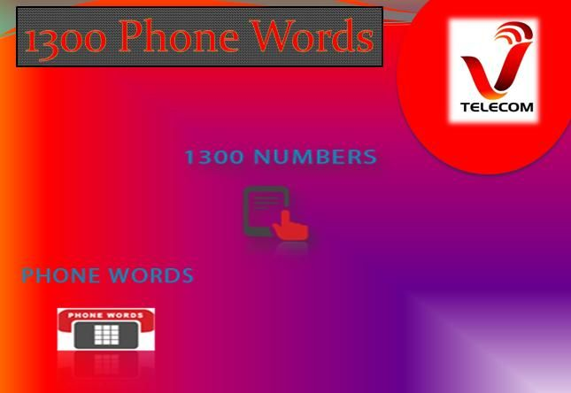 Phone words' service in Australia helps people to remember your brand name. Use 1300 phones words with 1300 and 1800 numbers in Australia and know how phone words work. Visit us:-https://www.vtelecom.com.au/1300-1800-phone-words/