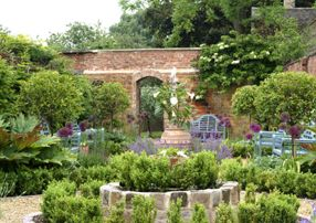 The Manor House Secret Garden