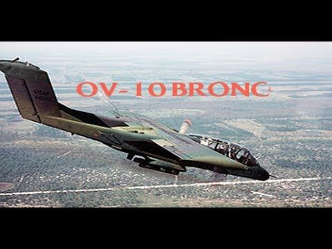 Philippines Air Force OV-10 Bronco Attacking ISIS in Marawi City.দেখুন ফ...