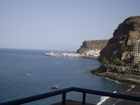 View from the Suite Princess Hotel Gran Canaria