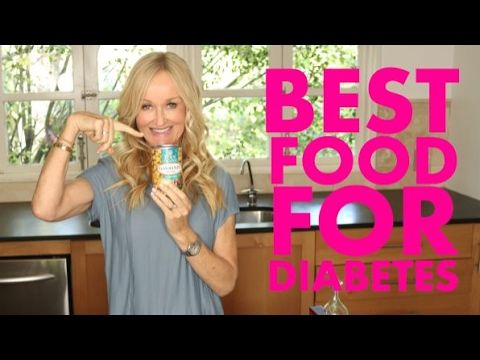 The World's Best Food For Diabetes | Beans + Blood Sugar