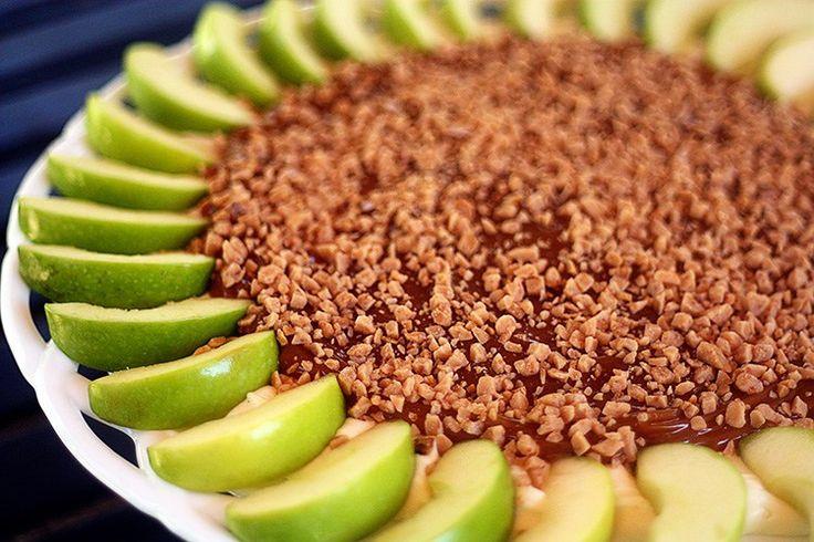 Caramel Apple Dip | Jennifer Cooks