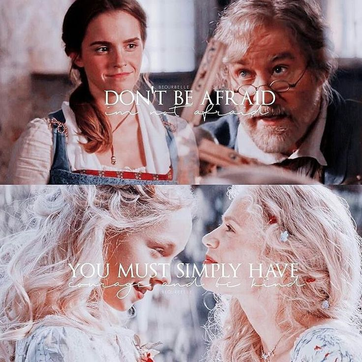 Beauty and the Beast // Cinderella