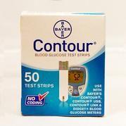 Contour Blood Glucose test strips - £28.03 #diabetes