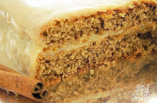 Receita de bolo Indiano - Indian Cake - www.re-comendo.com